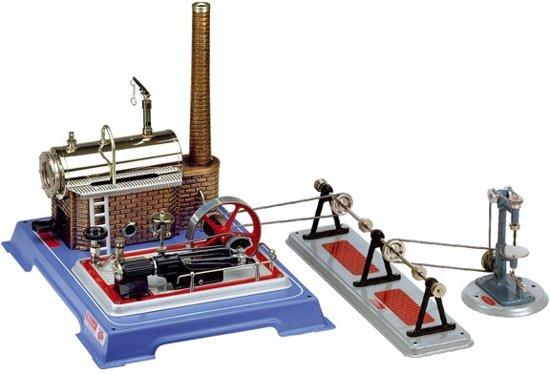 Wilesco Stoommachine D16 set met M57 & M51