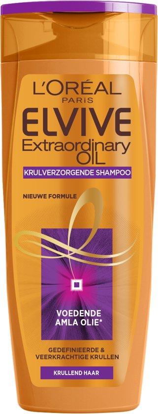 L'Oréal Paris Elvive Extraordinary Oil Krulverzorging - 250ml - Shampoo