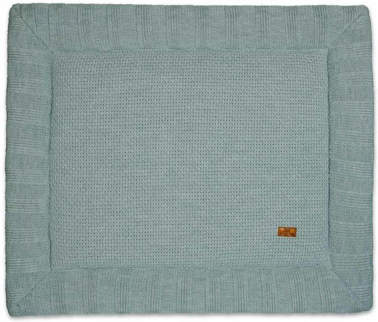 Baby's Only Stoer - Boxkleed 85x100 cm - Stone Green