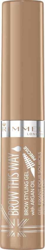 Rimmel London Brow this Way Wenkbrauwgel - 1 Blond