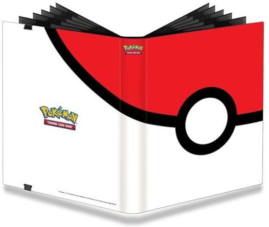 Afbeelding van het spel Pokemon Pokeball Premium Pro-Binder 9-Pocket
