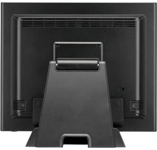 iiyama ProLite T1732MSC-B1AG 17'' 1280 x 1024Pixels Multi-touch Tafelblad Zwart touch screen-monitor