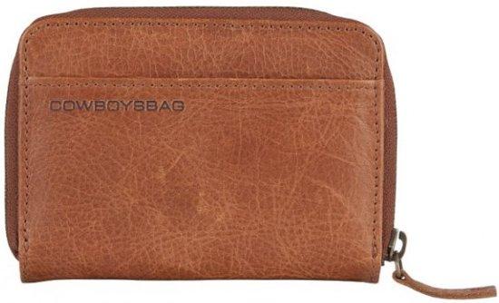 61145da6181 bol.com | Cowboysbag Haxby - Portemonnee - Cognac