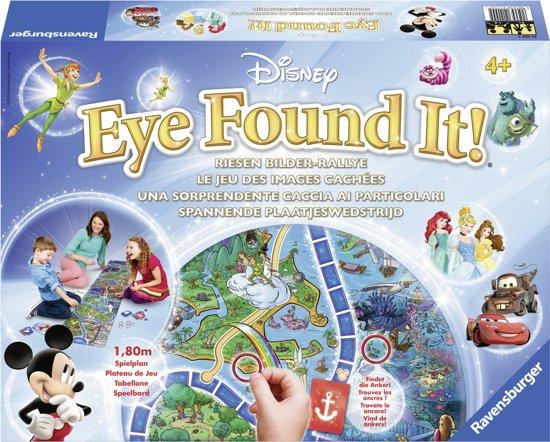Afbeelding van het spel Disney Eye Found it Game