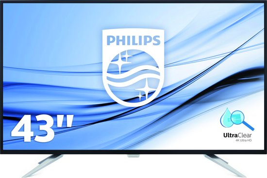Philips BDM4350UC - 4K IPS Monitor