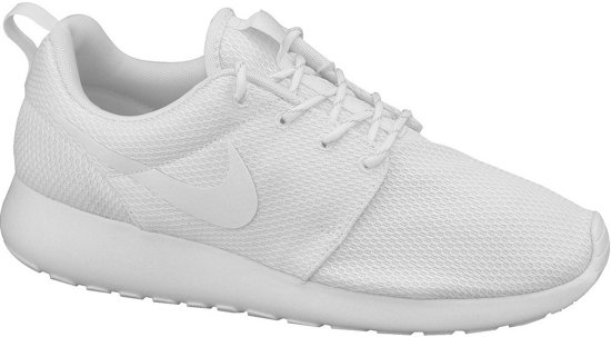witte nike sportschoenen