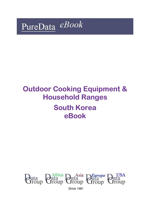 Outdoor Cooking Equipment & Household Ranges in South Korea