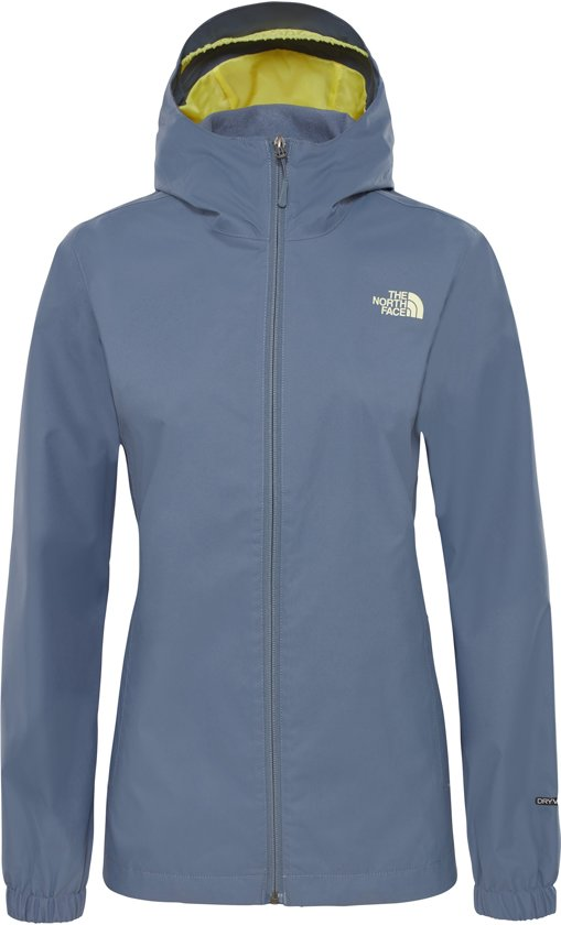 Exotic Face The Green Jacket Dames Jas Quest Grey North Grisaille 1xPwqf8