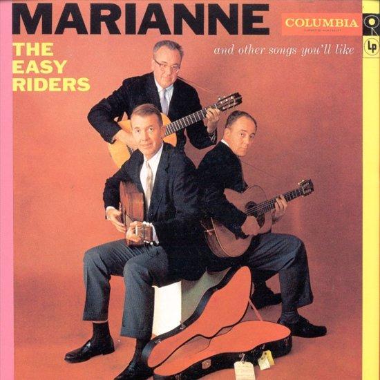 Marianne/Wanderin' Folk Songs