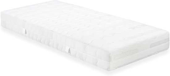 Beter Bed Select pocketveermatras Silver Pocket Deluxe Foam