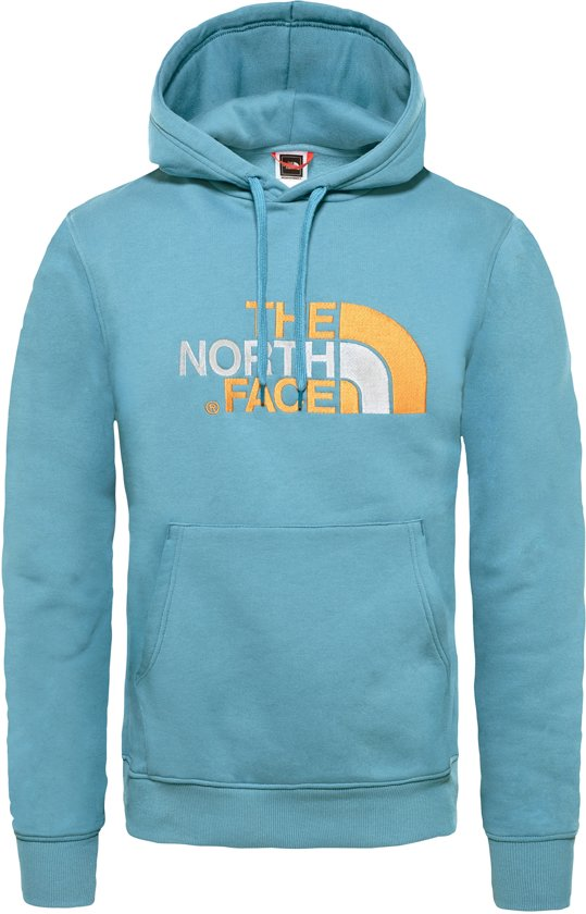 Peak Face North Storm The Hoodie Drew Heren Pullover Trui Blue pgnwTSxq