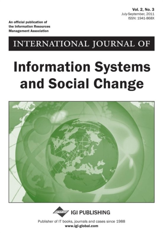 International Journal of Information Systems and Social Change (Vol. 2, No. 3)
