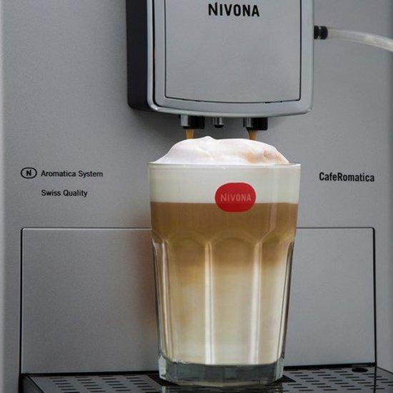 Nivona NICR842 Café Romatica Volautomatische Espressomachine