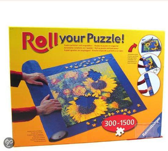 Bolcom Ravensburger Roll Your Puzzle Puzzelmat Ravensburger