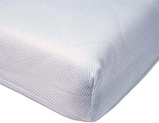 ABZ Airgosafe Dry Fit Hoeslaken 70x150 cm - Wit