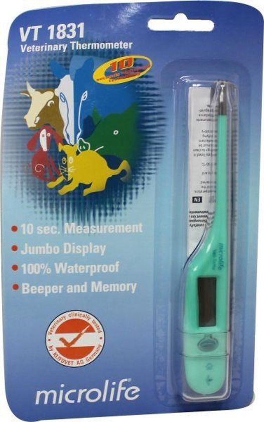 Thermometer Microlife
