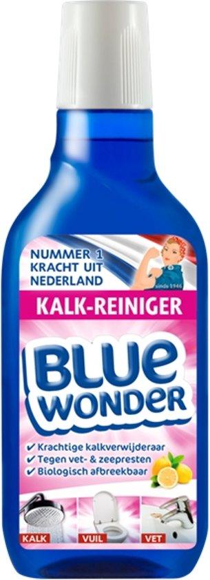 bol.com | Blue Wonder - 750 ml - Badkamerreiniger