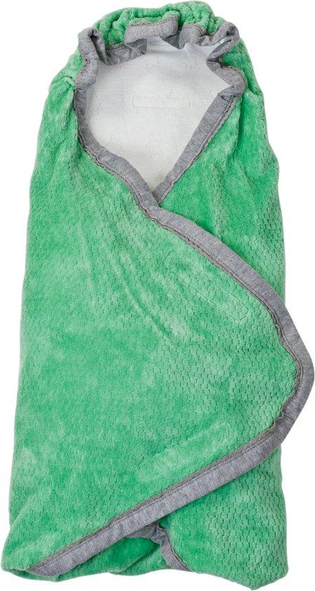Lodger - Wrapper Newborn CO Am.Fifties - Inwikkeldeken en speelkleed - Anise