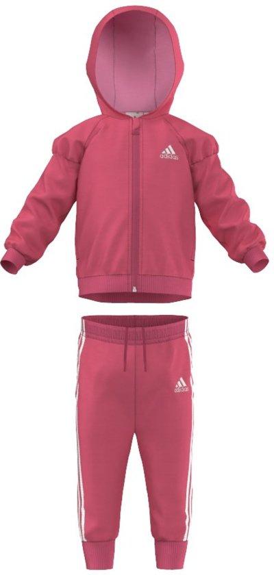 3706e8d8dab bol.com   adidas Winter Velour - AY6156 - Trainingspak - Baby - 86