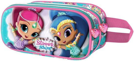 Shimmer en Shine school etui Deluxe 3D