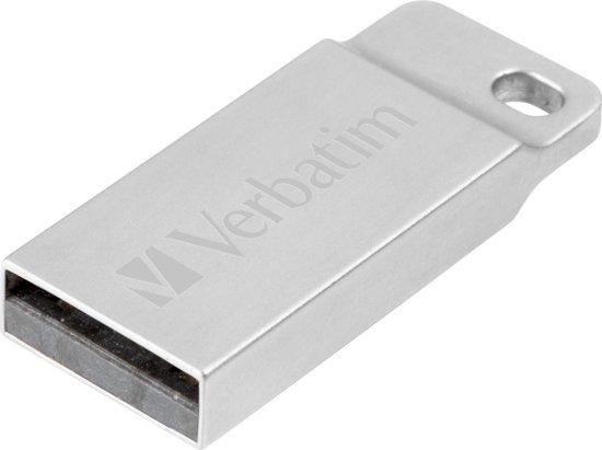 Verbatim Metal Executive - USB-stick - 32 GB