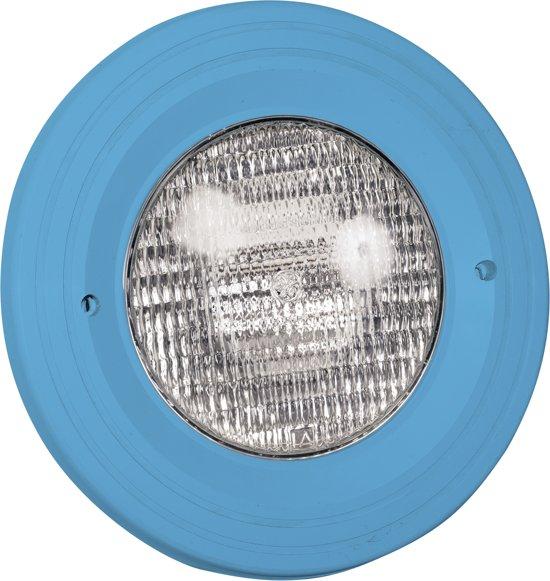Zwembadlamp 300W + inbouwset Aquareva blauw