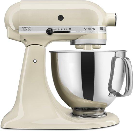 KitchenAid Artisan 5KSM150PSEAC - Keukenmachine - Crème