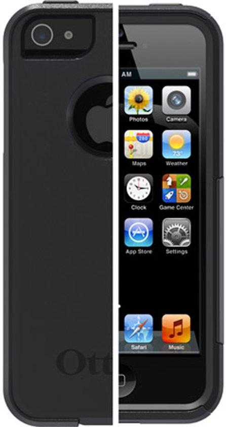 OtterBox Commuter Case voor Apple iPhone 5/5s/SE - Zwart