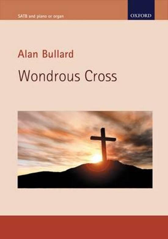 Boek cover Wondrous Cross van Bullard (Onbekend)