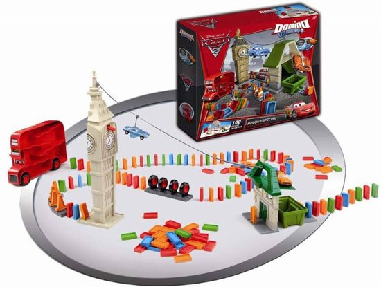 Cars 2 Domino set - Londen