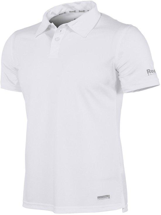 Reece Hockey Polo Darwin - Hockeyshirt - Mannen - Maat L - Wit