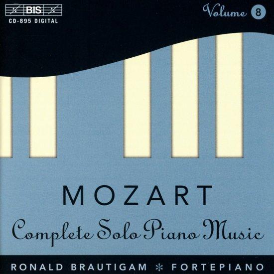 The Complete Solo Piano Music Volume 8