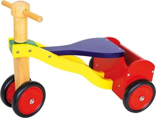 Super bol.com | Base Toys Houten Driewieler Nils, Base Toys | Speelgoed VB-54