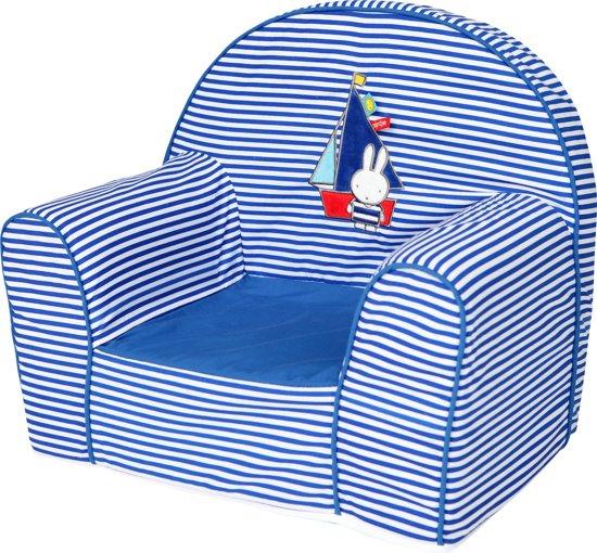 Nijntje Sailor Stoel.Nijntje Sailor Stoel Blauw