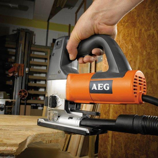 AEG Powertools STEP1200BX Decoupeerzaag met beugelgreep | Wipzaag 600W