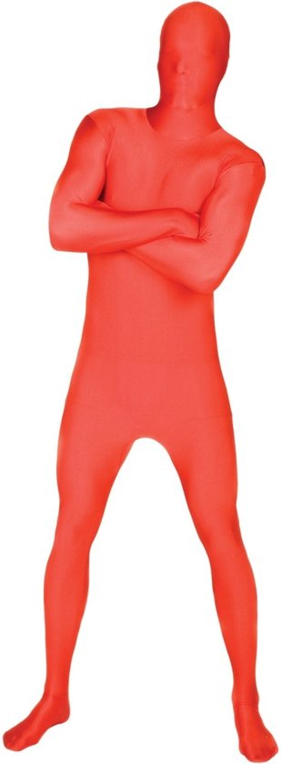Rode M Suit second skin pak voor volwassenen  - Verkleedkleding - XXL