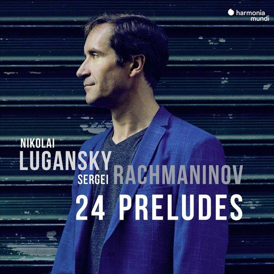 Sergei Rachmaninov: 24 Preludes