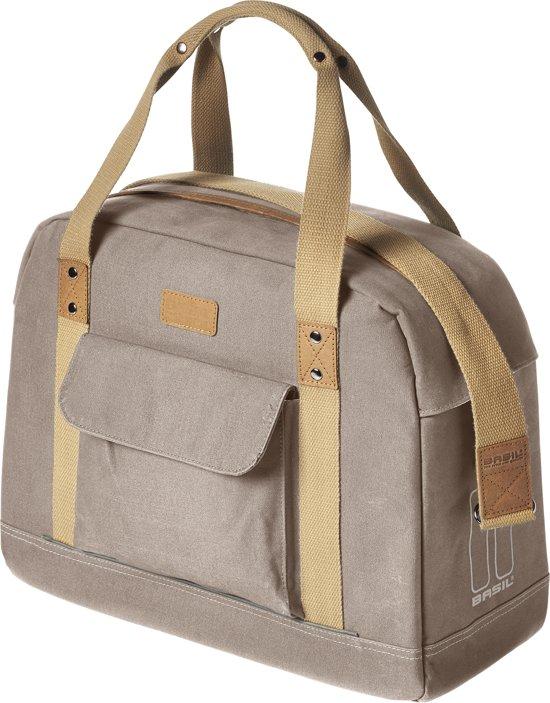 Basil Portland Business Bag Enkele Fietstas - 19 l - Paars