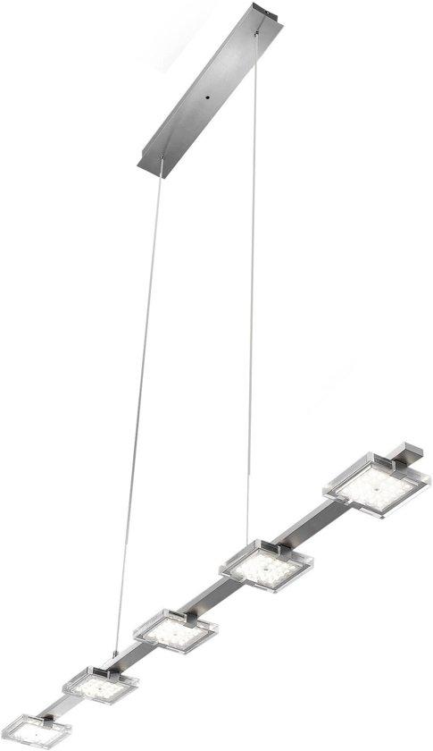 Afbeelding van Paul Neuhaus Daan - Hanglamp - RGB - Wit LED - Met Afstandbediening