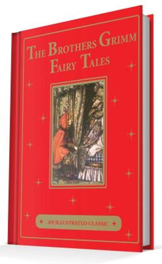 Boek cover The Brothers Grimm Fairy Tales van Jacob And Wilhelm Grimm (Hardcover)
