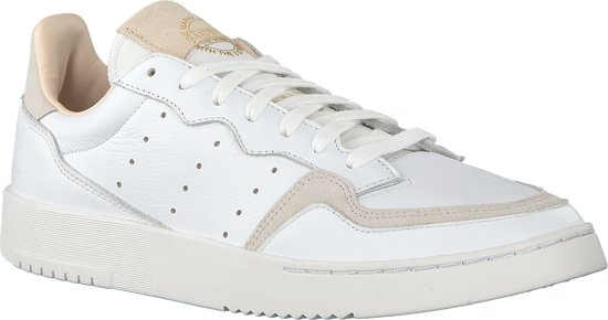 Adidas Dames Lage sneakers Supercourt W Wit Maat 45⅓