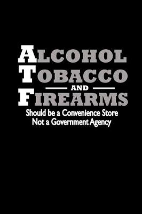 Alcohol Tobacco and Firearms. Should be a convenience store. Not a Government Agency: Food Journal - Track your Meals - Eat clean and fit - Breakfast