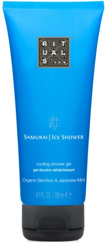 RITUALS The Ritual of Samurai Ice Shower Douchegel voor mannen - 200ml