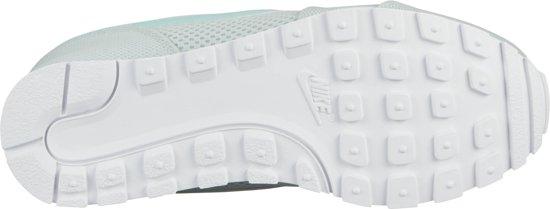 heiß Nike Md Runner 2 Se Sneakers Dames Ghost AquaTeal Tint
