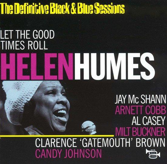 Definitive Black & Blue S