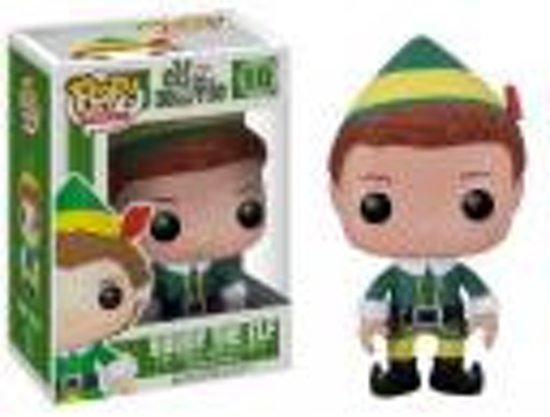 Figurines ELF THE MOVIE - Bobble Head POP N� 10 - Buddy the Elf