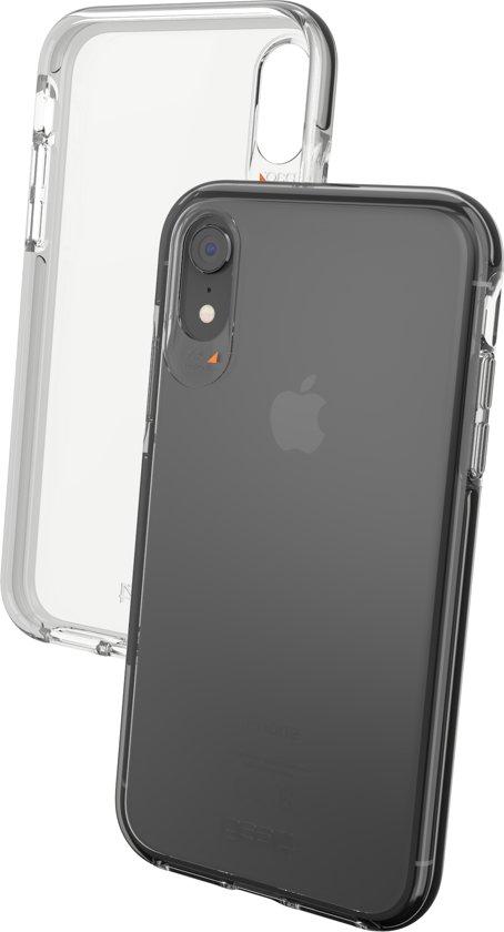 GEAR4 D3O Crystal Palace telefoonhoesje voor de Apple iPhone XR (Transparant)