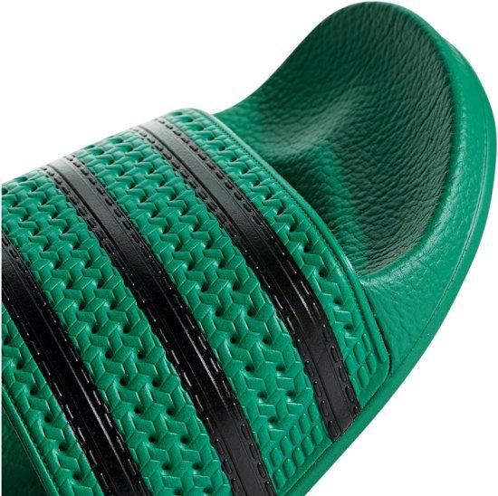 Unisex Maat Adilette Adidas 46 Groen Slipper Slippers zwart xqK6vtwOXt