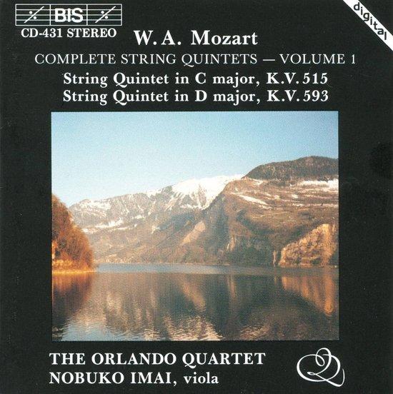 Mozart - String Quint.I