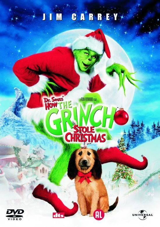 How The Grinch Stole Christmas 1966 Dvd.Bol Com Dr Seuss How The Grinch Stole Christmas Dvd